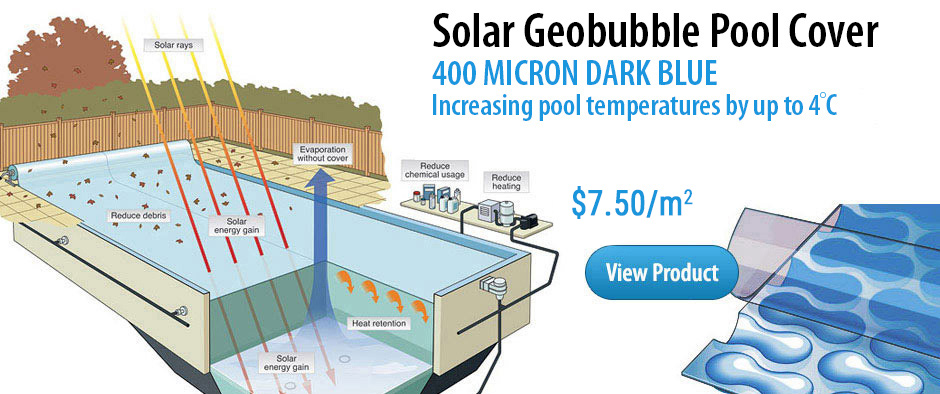 Solar Guard Pool Cover